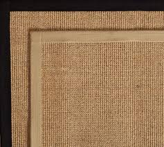 color bound earth sisal rug swatch