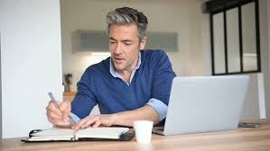 working for home office. Stock Video Of Man Working From Home-office With Laptop | 15422092 Shutterstock For Home Office