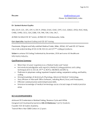 medical coding trainer resume authorstream related presentations