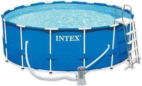 <b>Каркасный бассейн Intex 28242</b> Metal Frame 457x122 купить ...