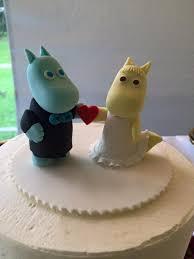 A Moomin Wedding Cake Topper For A Fun Birchgrove Baking Facebook