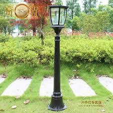 garden lamp. Lamparas Solares Exterior Aluminum Led Solar Pathway Light Garden Lamp On Battery Powerful A