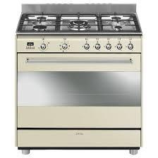 smeg 5 gas burners cooker ssa91map9