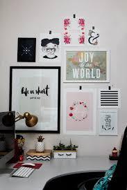 cute office decorations. A Parede Mais Bonitona. Office Wall DecorOffice Cute Decorations O