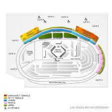 Lv Motor Speedway Seating Chart Monster Energy Nascar Cup Series South Point 400 Tickets