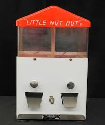 Little Nut Hut Vending Machine For Sale Classy Little Nut Hut Dispenser