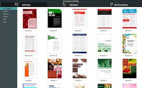 Microsoft Word Teplates New App Go Templates For Ms Office Iphone Ipad Ipod