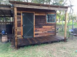 pallet shed plans