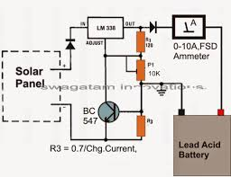 solar panel charger schematic diagram solar cell charger circuit Solar Panel Circuit Diagram solar panel charger schematic diagram simple solar battery charger circuit electronic projects solar panel controller circuit diagram