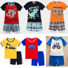 2018 Baby Boy Clothes Suits <b>Summer Children T Shirts</b> Shorts Pant ...