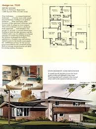 see 125 vintage 60s home plans used to