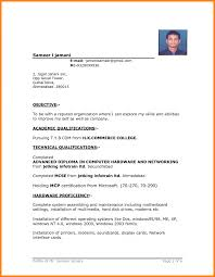 029 Template Ideas Free One Page Resume Download Word Format