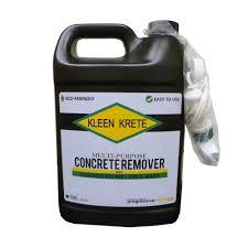 multipurpose concrete remover dissolver and brick wash bottle 32110 the home depot