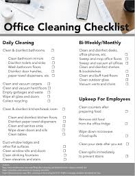 Dental Office Cleaning Checklist Template Vaydile Euforic Co S