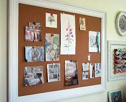 Best 25 Framed Cork Boards Ideas On Pinterest  Diy Cork Board Decorative Bulletin Boards For Home