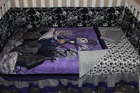 nightmare before crib bedding sets set jack skellington 5