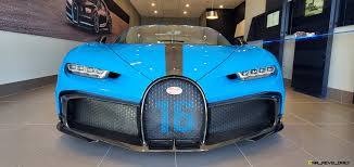 For the start of one of the world's toughest races, bugatti sent their latest achievement to pace the field. Performance In Its Purest Form We Check Out The 2021 Bugatti Chiron Pur Sport Car Revs Daily Com