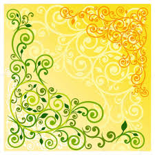 Decoration For Project Flower Decorative Project Stock Vector C Creator76 1291874