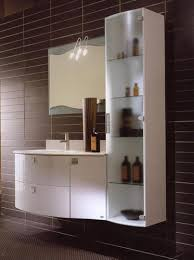 modern bathroom storage cabinets. Beautiful Bathroom Brilliant Modern Bathroom Storage Cabinet With  Cabinets Surprising On R