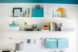 colorful home office. need design ideas for your home office this cozy and colorful space fuels creativity with s