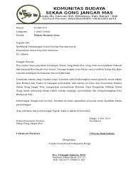 Proposal lomba dalam rangka memperingati hut ri. Contoh Proposal Pengajuan Dana