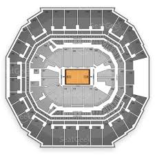 Charlotte Hornets Seating Chart Places Lets Go