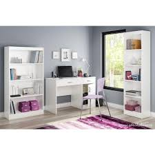 White work desk Choice Products Axess Pure White Workstations With Storage Home Depot South Shore Axess Pure White Workstations With Storage7250070 The