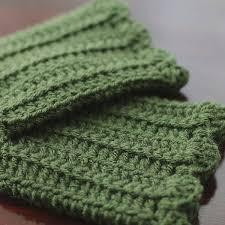 Free Crochet Boot Cuff Patterns Interesting Free Boot Cuffs Crochet Pattern