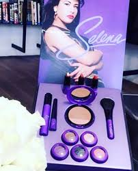 check out the selena make up line from mac