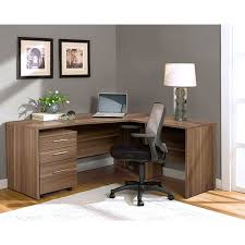 series corner desk. 100 Series Corner Desk \u0026 File Walnut - Right S