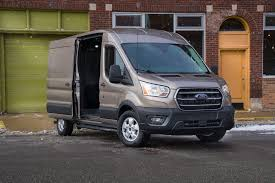 2020 Ford Transit Van Gets New Engines Awd And Even More