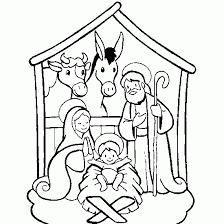 Preschool Christmas Coloring Pages Fun For Christmas Halloween