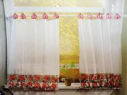Kitchen Cafe Curtains Kitchen Cafe Curtains For Kitchen Regarding Impressive Cafe