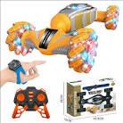 <b>Watch Gesture Sensing Remote</b> Control Car Spray Distortion ...