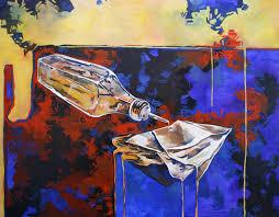 Crazy Painting Oil Painting Krislyn Dillard
