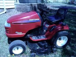craftsman gt 5000 riding mower nex