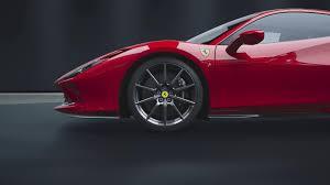 Ferrari F8 Tributo Exzellenz In Reinkultur