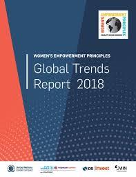 Endorse The Womens Empowerment Principles Un Global Compact