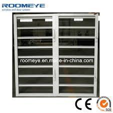 china jalousie window glass shutter aluminium