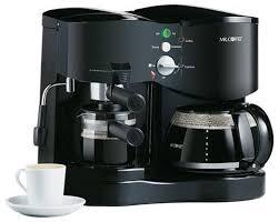 The bad unstable brew temperatures and a weak pump make for inconsistent espresso quality. Mr Coffee Ecm21 Steam Espresso Coffee Maker