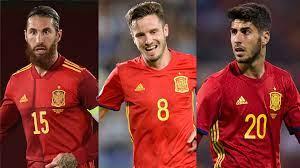 แกร่งทั่วแผ่น! ทีมรวมดาวแข้งสเปนวืดยูโร 2020