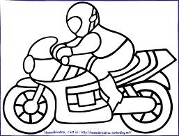 Coloriage Moto Enfant Les Beaux Dessins De Transport Imprimer Dessin Enfant Imprimer L