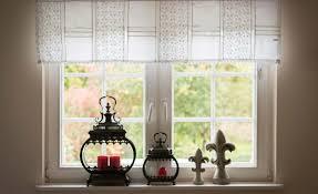 Gardinen Für Große Fenster Mit Fensterbank