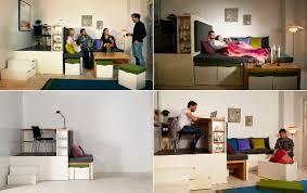 all in one furniture. Matroshka \u2013 All-in-one Compact Furniture. Home · Decors; Furniture All In One L