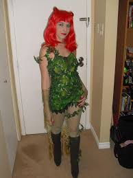 diy poison ivy costume cosplay ideas of poison ivy costume diy