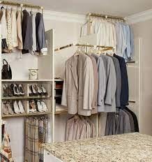 closet rods closet bedroom master closet