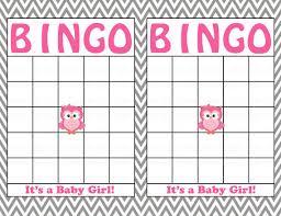 Baby Shower Gift Bingo Instructions And Printable GameBaby Shower Bingo Cards Printable