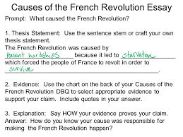 please do not talk at this time oct ppt  26 causes of the french revolution essay
