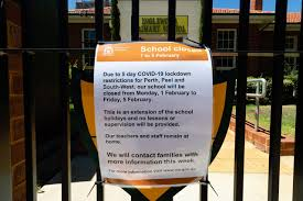 The lockdown began at 18. Sbs Language Despite The Inconvenience This Indian Aussie Mum Supports The Perth Covid 19 Lockdown