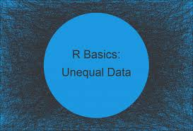 data frame of unequal lengths in r